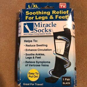 New in box miracle socks